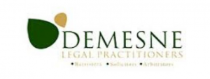 demesne legal practitioners logo