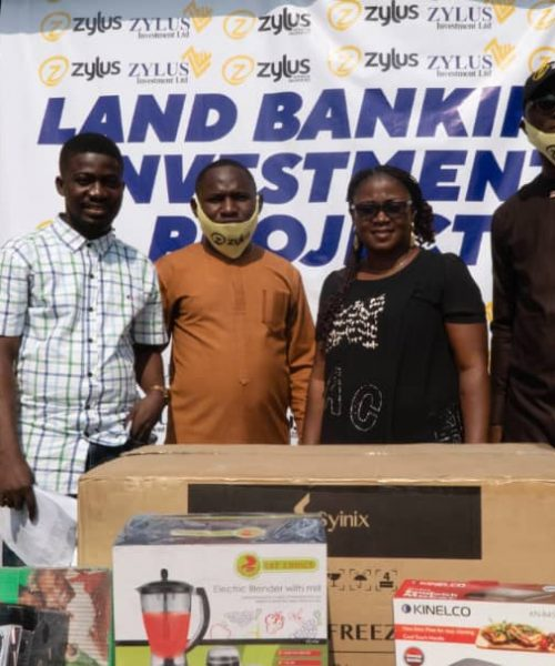 land banking investment